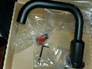 Moen Roman Tub Spout Kit, Matte Black 184086BL NIB