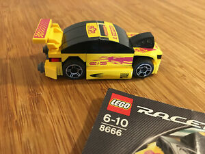 Lego Racers Tiny Turbos Set 8666 Tuner X (2006).