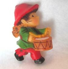 "Hallmark Christmas Pin Little Drummer Boy Acrylic/Plastic 2"" Bar Pin Back"