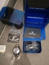 TAG Heuer Connected 46mm Smart Watch In Original Box and original papers.