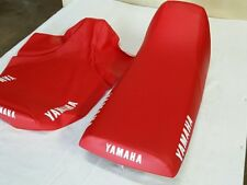 YAMAHA YFS 200A BLASTER 1990 MODEL REPLACEMENT SEAT COVER RED (Y90-- n7)