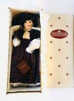 """Ashton Drake Jo Little Women by Wendy Lawton, 15"""" Porcelain Doll w/ Box A5"""