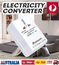 150W 240V 110V Step Down&Up Voltage Converters Travel Power Adapter Transformer