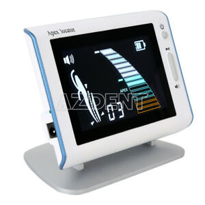 Dental LCD Endodontic Root Canal Apex Locator Measuring Finder Instrument