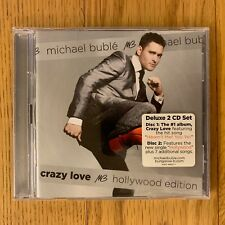 Michael Bublé : Crazy Love Hollywood Edition 2xCD  (22 Trks) - FREE UK Postage