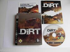 DIRT SteelBook PS3 (Sony PlayStation 3, 2007) Limited Edition -REGION FREE--RARE