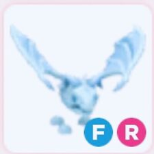 ✨❄️ Adopt Me Fly Ride Frost Dragon ❄️✨ ✨ Fast Delivery!! ✨ ✨Super Cheap!✨