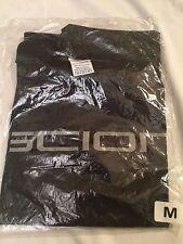 Scion automobile NEW black t-shirt - sealed, size M - SCION Toyota auto, + Bonus