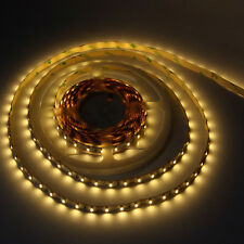 Ip68 Cuttable 3528 SMD Rope Cabinet Decking Kitchen LED Strip Lights 1-5m DC 12v Warm White 2m/120leds No Thanks