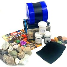 Children's Beach Rock Tumbler / Stone / Glass  Polisher Starter KIT