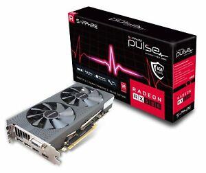 SAPPHIRE AMD RADEON PULSE RX 580 8GB