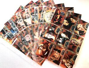 Buffy The Vampire Slayer Big Bads Premium Trading card full base set by Inkworks