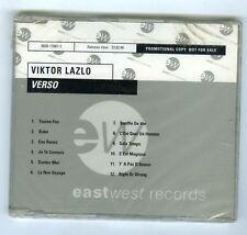 MAXI PROMO CD SINGLE (NEUF)VIKTOR LAZLO VERSO (12 TRACK)