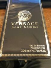 "Versace Pour Homme  by Versace 3.4 oz EDT Cologne for Men ""TSTR"" New"