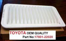 AF5463 for 03-08 Corolla Matrix 05-10 SCION tC OEM GRADE Air Filter 17801-22020