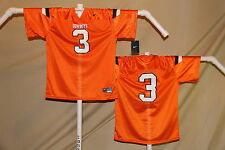 OKLAHOMA STATE COWBOYS  Nike #3  FOOTBALL JERSEY  Youth Large  $46 retail  NWT o