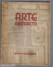 Arte abstracto, del arte figurativo al arte abstracto. 1949 León Degand