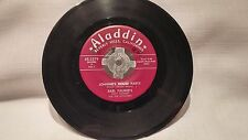 Earl Palmer's Party Rockers -Johnnie's House Party Part 1 & 2, vinyl 45, Aladdin