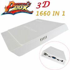 3D 1660 in 1 Arcade PCB Jamma Board Pandora's Box+10 3D Video Game Machine HDMI