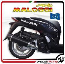 Malossi tubo escape completo aprobado RX Black Honda SH 300 i 2015>