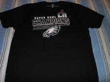 NFL PHILADELPHIA EAGLES SUPER BOWL CHAMPIONS T-SHIRT (MENS 2XL) (NEW)