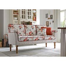 Speisesofa Lancaster Küchensofa Sofa Polstermöbel 3-Sitzer in rose caro beige