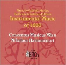 Instrumental Music of 1600 (CD, Jul-2004, Artemis Classics)