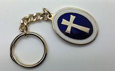 Beautiful Religious Key Ring Jesus Loves You