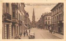 Lot 87 etterbeek belgium rue general leman et eglise st gertrude car