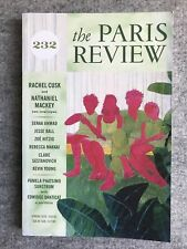 The Paris Review : Issue 232 : Spring 2020 : : Rachel Cusk Interview