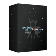 R-Type III & Super R-Type Collector's Edition - Black
