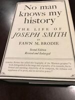 No Man Knows My History : The Life of Joseph Smith by Brodie Fawn M.
