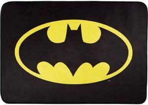 Batman Rugs Non-Slip Area Rug Living Room Bedroom Floor Mat Soft Flannel Carpet