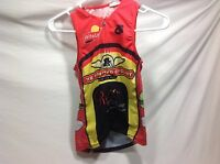 Champ-Sys Triathlon Top Red Sleeveless men small