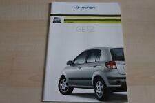 96733) Hyundai Getz Prospekt 01/2003