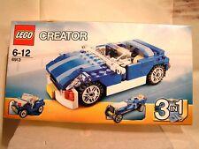 LEGO CREATOR 6913  - CABRIOLET DE SPORT - 3 EN 1   - BOÎTE SCELLEE
