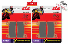 Motorrad-Motorsport 2x SBS 809 RS PASTIGLIE RACING sinterizzati Honda CBR 1000 RR ANTERIORI BRAKE PADS FRONT Rennsport-Teile
