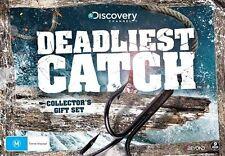Deadliest Catch: Collector's Gift Set * NEW DVD * (Region 4 Australia)