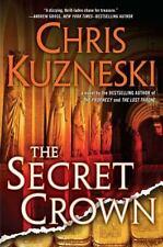 The Secret Crown by Chris Kuzneski (2012, Hardcover)