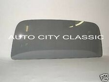 Chevy II Nova Back Glass 1968 1969 1970 1971 1972 1973 1974 2Dr Coupe Sedan Grey