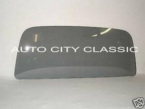 Chevy II Nova Back Glass 1968 1969 1970 1971 1972 1973 1974 2Dr Coupe Sedan Grey