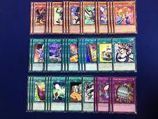 Yu-Gi-Oh! Complete Maximillion Pegasus Toon Deck Core Kingdom Mimicat Contents