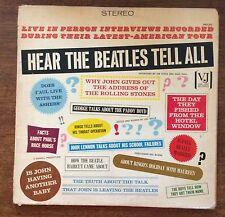 Hear the Beatles Tell All on Vee Jay PRO202