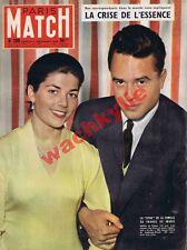 Paris Match n°399 du 01/12/1956 Hélène de France Iran Pétrole Freud Cocteau