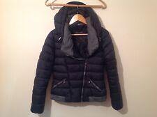 Cassis Jacket Small Black Used PADDED JACKET SMALL BLACK USED