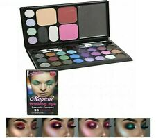 33 Colour WINKING EYE Shadow Ladies Make Up Set Cosmetic Compact Gift Vanity UK