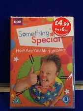 NEW SEALED Something Special - How Are You Mr Tumble? (DVD, 2012)