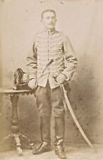 Soldat Military Army Beziers France Old CDV Photo 1900