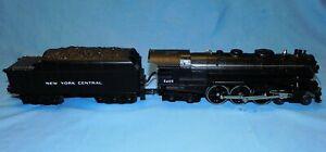 MTH New York Central 4-6-4 Steam Locomotive 5405