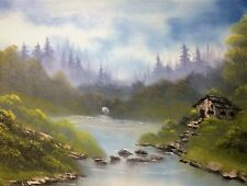 Bob Ross Original Art Paintings Ebay